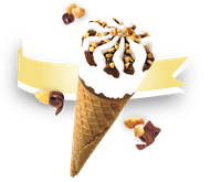 Good Humor Vanilla King Cone