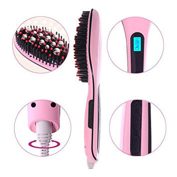 SeenOne Brush Hair Straightener