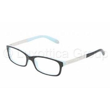 TIFFANY Eyeglasses TF 2071B 8055 Black Blue 53MM