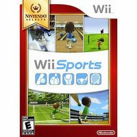 Nintendo Selects: Wii Sports ( Wii)