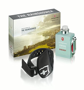 Swiss Army Victorinox Swiss Unlimited Eau De Cologne with Sport Arm Wallet