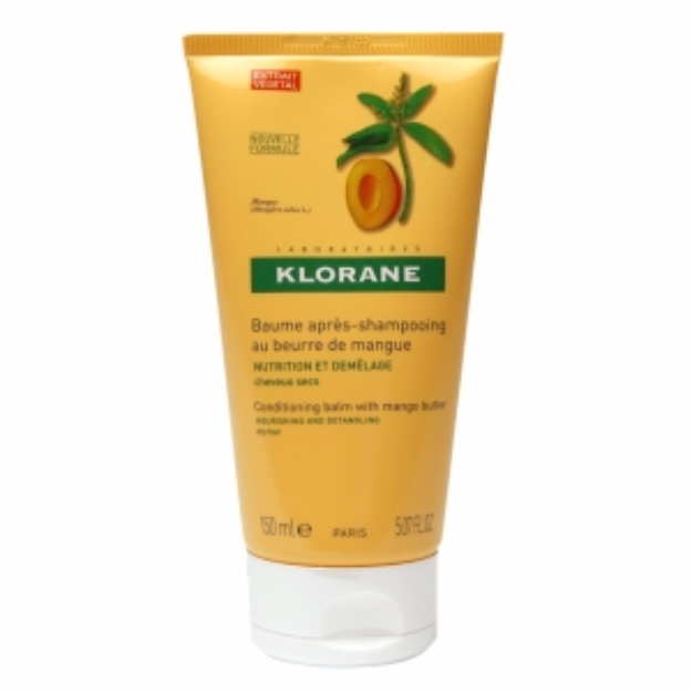 Klorane Nourishing and Untangling Conditioning Balm with Mango Butter