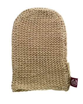 THE BODY SHOP® Hemp Body Mitt - Natural