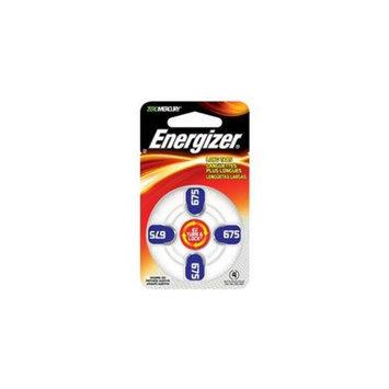Energizer Hearing Aid 675 - 4pk