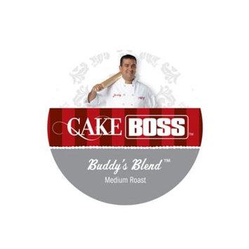 Cake Boss Coffee K-Cups(R), Buddy's Blend, 6.98 Oz, Box Of 18