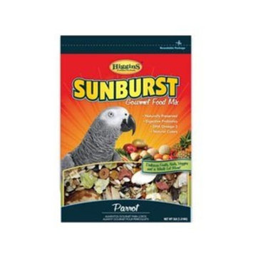Higgins Sunburst Parrot Food