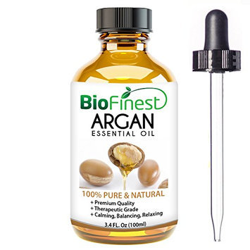 Organic Argan Oil for Hair