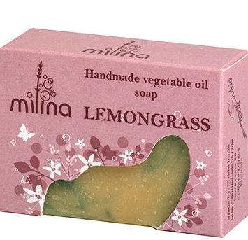 Milina Lemongrass Essential Oil Soap