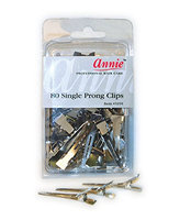 Annie Single Prong Clips