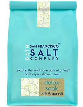 SAN FRANCISCO SALT COMPANY Detox Soak Bath Salts
