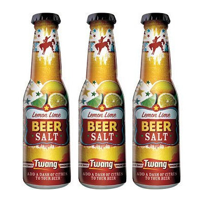 Twang Beer Salt, Lemon-Lime