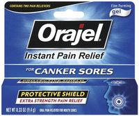Orajel Film-Forming Canker Sore Gel 0.33 oz