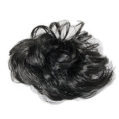 Uxcell Ladies Ready to Wear Chignon/Bun/Hairpiece/Wig