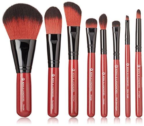 Royal & Langnickel Guilty Pleasures Lust Travel Cosmetic Brush Kit
