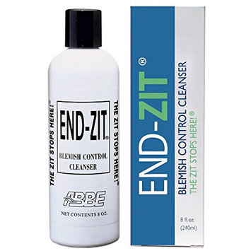 End-zit Blemish Control Cleanser For Treatment of Acne