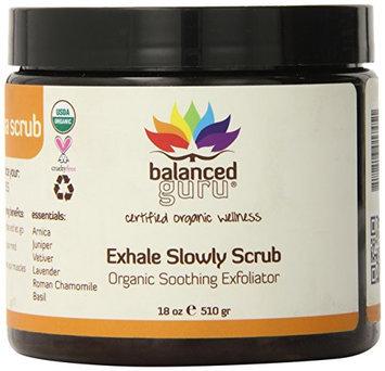 Balanced Guru Exhale Slowly Scrub