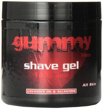 Gummy Shave Gel