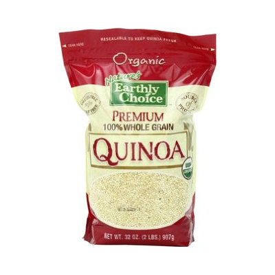 Nature's Earthly Choice Quinoa Delights Organic Whole Grain