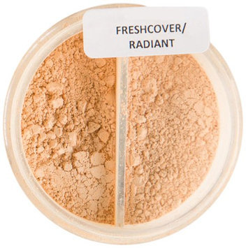 freshMinerals Mineral Duo Loose Powder Foundation
