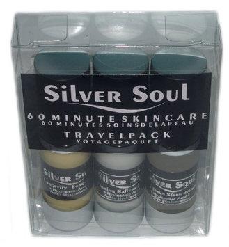 Silver Soul Acne Rosacea Eczema Breakthrough Treatment 30ml Travel pack