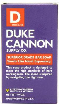 Duke Cannon Big American Brick of Soap - Smells Like US Naval Triumph