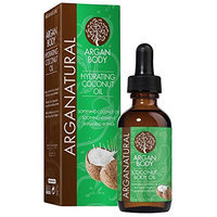 Arganatural Hydrating Coconut Body Oil