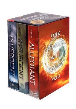Harper Collins Publishers Divergent Series Complete Box Set Divergent; Insurgent; Allegiant