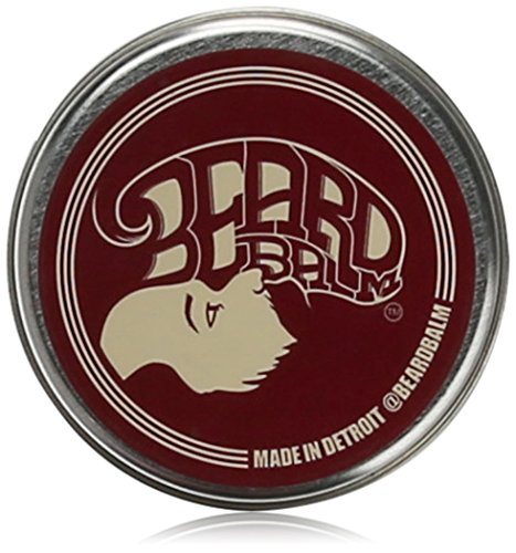Beard Balm - The Easiest Way to Grow an Awesome Beard - All-natural - Made in Detroit