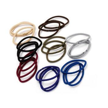 Vidal Sassoon Thick No Metal Colored Braided Elastics