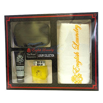 English Laundry The Royal Treatment Luxury Collection Fragrance Set