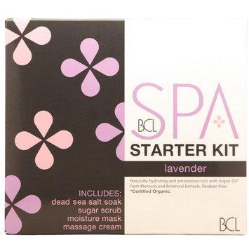 BCL Spa Lavender Starter Kit
