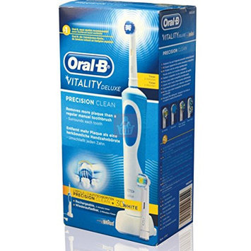 Braun Vitality D12.523 Oral-B Toothbrush with Extra Replacement Head