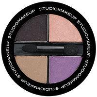 Studio Makeup Soft Blend Compact Eyehadow Quartet