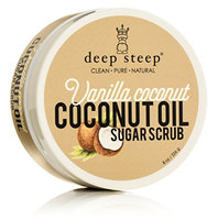 Deep Steep Coconut Oil Sugar Scrub