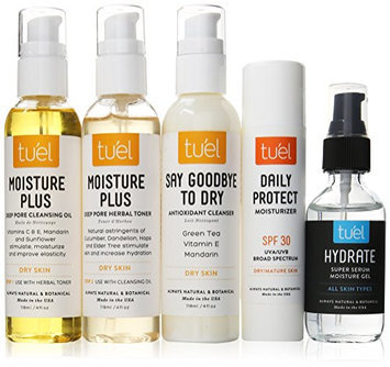 Tu'el Skincare Dry Skin Care Set