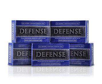 Defense Soap 4 Ounces (Pack of 5)