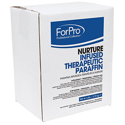For Pro Nurture Infused Therapeutic Paraffin Unscented 6lbs