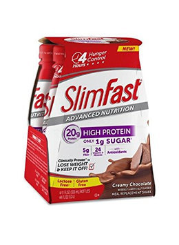 SlimFast® Advanced Ready to Drink Shake, Creamy Chocolate