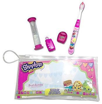 Brush Buddies Shopkins Travel Kit