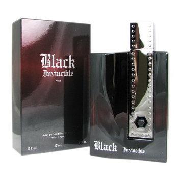 Geparlys Black Invincible Eau De Toilette Spray for Men