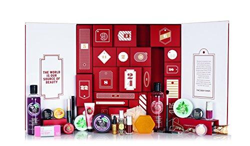 The Body Shop 24 Happy Days Premium Advent Calendar