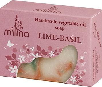 Milina Lime-Basil Soap