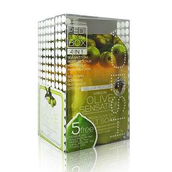 Voesh Mani.Pedi-Cure System in a Box Sensation Treatment Kit