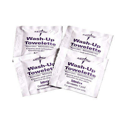 Medline Cleansing Towelettes