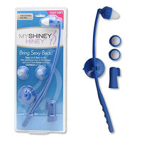 My Shiney Hiney Silky Soft Bristle Personal Cleansing Kit - Blue