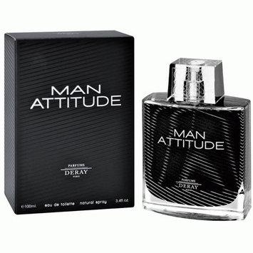 Deray Man Attitude Eau de Toilette Spray