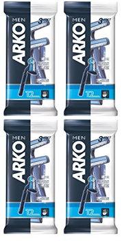 Arko Men T2 Twin Blade Disposable Shaving Razor