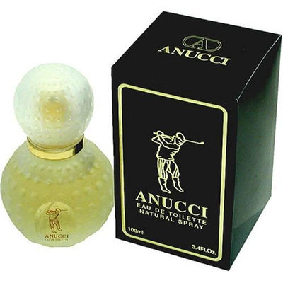 Anucci By Anucci For Men. Eau De Toilette Spray 3.4 Ounces