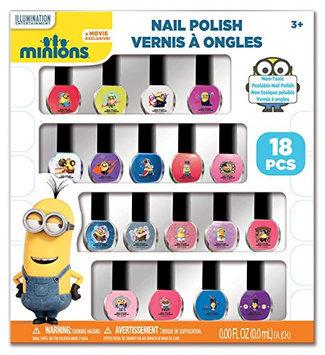 Minions Nail Polish Box