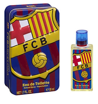 Air-Val International FC Barcelona Eau de Toilette Spray for Men